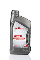 Масло трансмиссионное TEMOL ATF II dextron 2 1л.