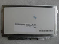 """Матрица 10.1"""" WSVGA 1024x600, AU Optronics B101AW06 V.1, TFT, LED, 40-pin (правый разьем), глянцевая, slim, кр"""