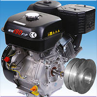 Двигатель бензиновый Weima WM190F-S2Р NEW (16л.с.)