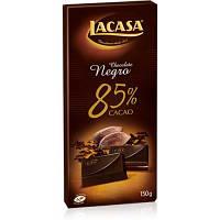 Шоколад черный Lacasa Negra 85%