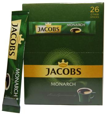 Кава Jacobs Monarch 26*1,8 г