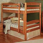 """Двухъярусная кровать """"Твайс"""" 1 Сорт с ящиками, фото 4"""