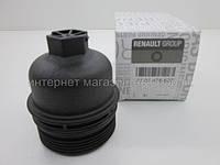 Крышка масляного фильтра на Рено Трафик III 1.6 dci 2014> RENAULT (Оригинал) 7701478537