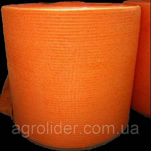 Сетка овощная в бобинах 46х65 (до 20 кг; 2 500 шт.) Оранжевая