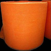 Сетка овощная в бобинах 46*65 (до 20 кг; 2 500 шт.) Оранжевая