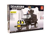 Детский конструктор ausini Полицейская машина 23504