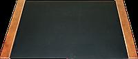 Подкладка для письма с деревянным декором, орех 1058xdx