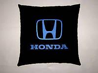 Сувенирная автомобльная подушка Honda