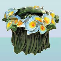 Подставка для цветов под вазон, цветочница Букет