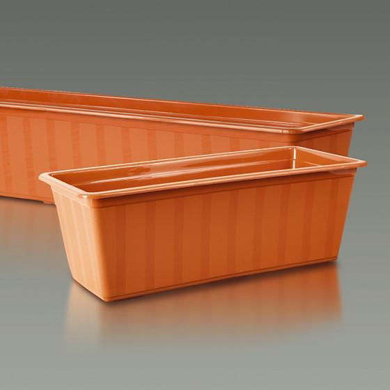 Балконный ящик для цветов АГРО100см