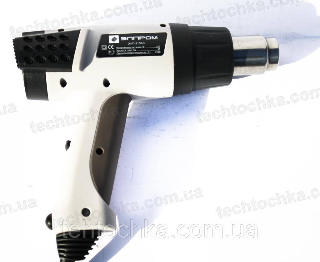 Фен промышленный ЭЛПРОМ ЭФП - 2100 - 3 LCD