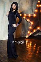 Длинное платье Амани Дрес