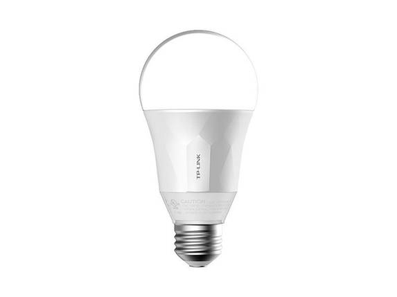 Розумна світлодіодна лампа TP-Link LB 100 LED WI-Fi E27 8Вт 2700K 230V 802.11b/g/n, фото 2