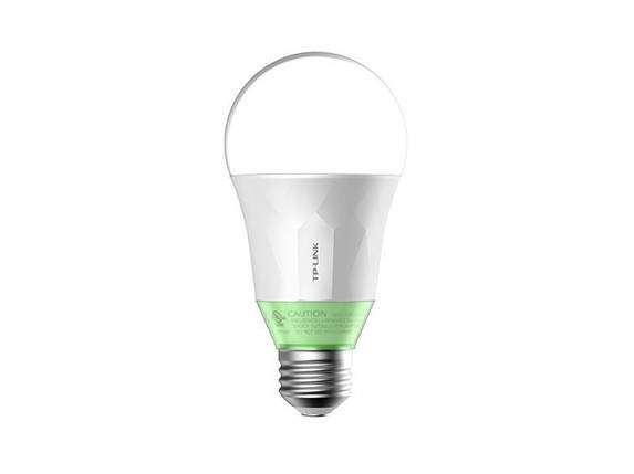 Розумна світлодіодна лампа TP-Link LB 110 LED WI-Fi E27 11Вт 2700K 230V 802.11b/g/n, фото 2