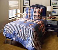 """Ткань для постельного белья Бязь """"Platinum"""" PTF-3982-01 (60м)"""