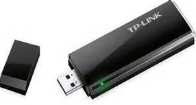 WiFi-адаптер TP-Link Archer T4U 802.11ac, 2.4/5 ГГц, AC1200, USB 3.0