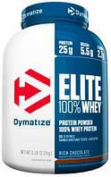 Elite Whey Protein Dymatize Nutrition, 2.3 кг