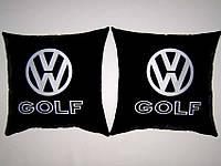 Сувенирная автомобильная подушка VW Golf