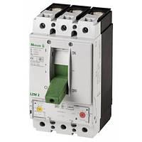Автоматический выключатель LZMC2-A250-I с термомагнитным расцепителем, Iн = 250 Ампер, 380В, 3 полюса, 36 кА, серии LZM, Moeller an Eaton Brand