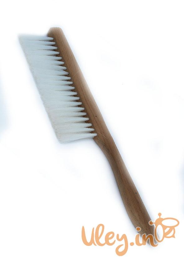 Пасечная щетка искусственная 2-рядная