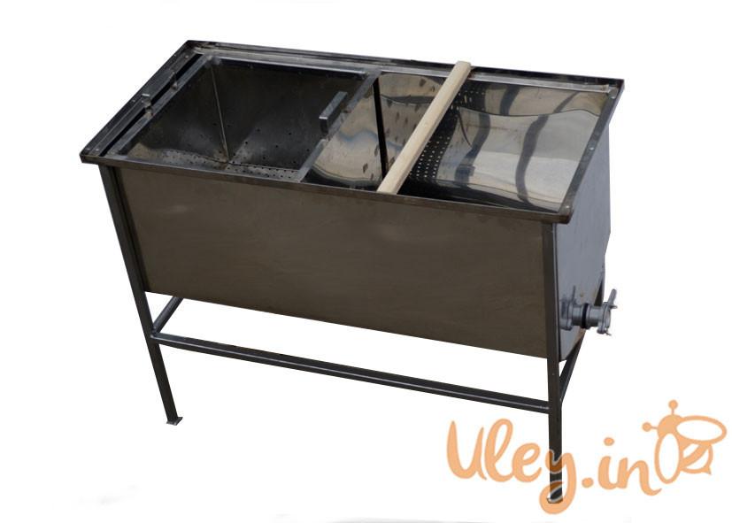 Стол для распечатывания сот 1 метр, толщина 0,5 мм