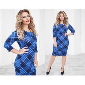 Платье баталы 48-52р