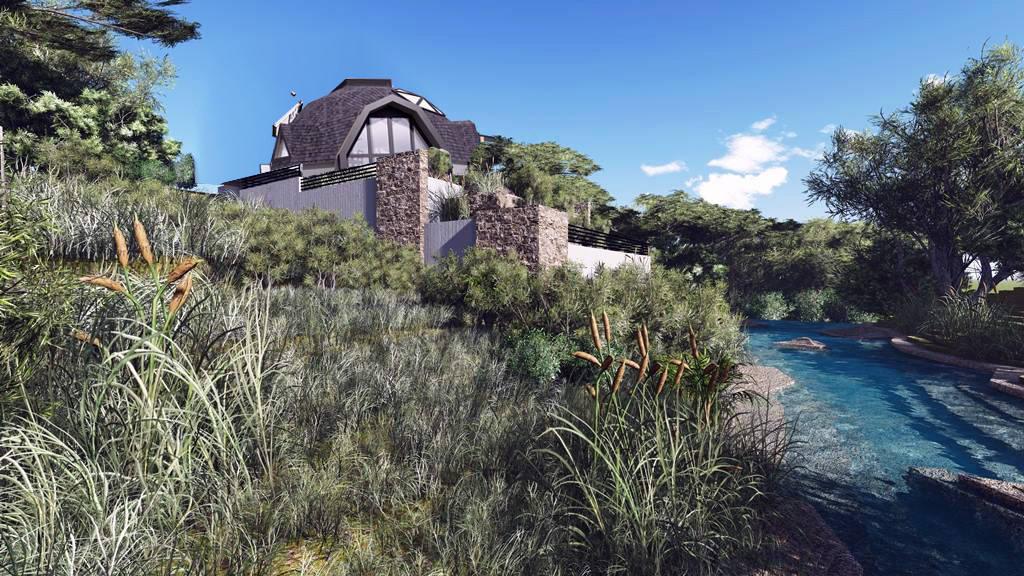 Частный загородный дом Черногория