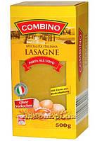 Листы лазаньи Combino Lasagne pasta all uovo 500g, фото 1
