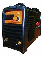 Сварочный инвертор Днипро-М mini ММА 200 DВP (пластиковая панель, дисплей, кейс), фото 1