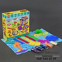 Игровой набор Тесто для лепки в коробке 23х7х23 см