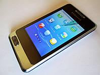 """Сенсорный телефон Samsung A320 -3.2"""" - 2Sim -FM -BT - Cam - флип-чехол, фото 1"""