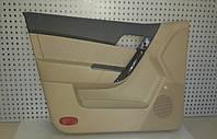 Карта дверная (Обшивка) передняя левая Aveo T-250 / Авео III, 96956546