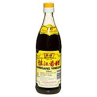 Китайский рисовый уксус (темный) 550ml (Китай)
