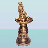 Декоративный напольный фонтан для дома и сада Водолей