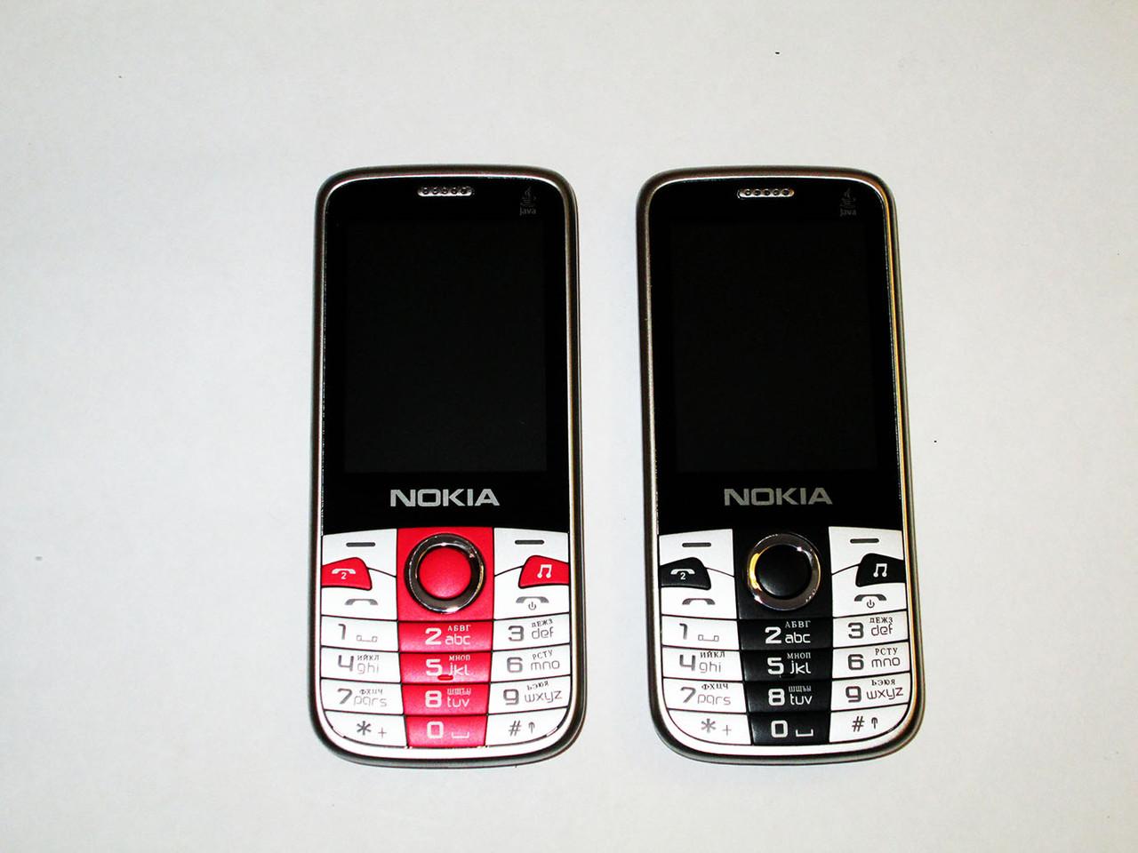 "Телефон Nokia XGP-S2 2Sim+2,4""+BT+Camera+FM"