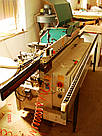 Кромкооблицовочный станок HolzHer Quick 1435 проходной б/у 2001 г. в., фото 2