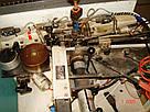 Кромкооблицовочный станок HolzHer Quick 1435 проходной б/у 2001 г. в., фото 3