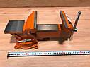 Тиски поворотные Sparta 150мм 186275, фото 5