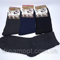 Носок шерстяной Шугуан без резинки сверху