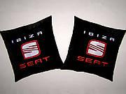 Сувенирная подушка Seat