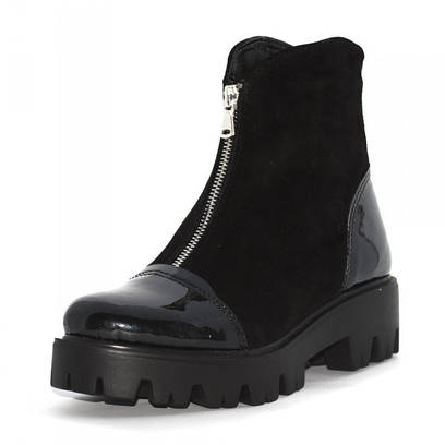 Ботинки на молнии 6103