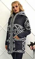Шерстяное Пальто 858247-2