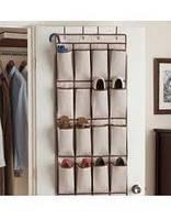 Органайзер подвесной для хранения обуви Honey Can Do 16 Pocket, фото 1