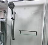 Душевая кабина Appollo TS-6032 с задними стенками и смесителем, 950х950х2100 мм, фото 8
