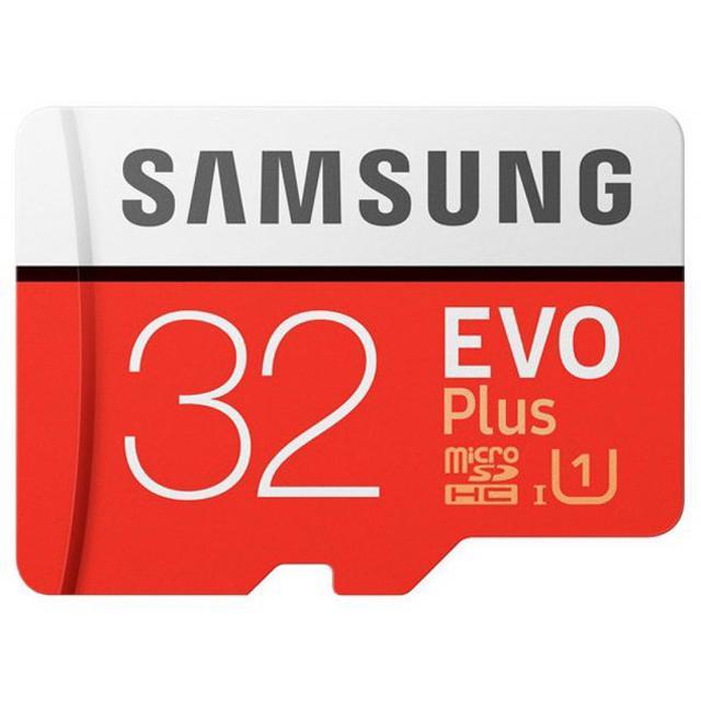 купити Карта пам'яті Samsung microSD 32GB class 10 UHS-I EVO+