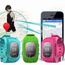 Детские смарт-часы с GPS трекером Smart Watch Q50