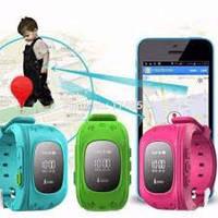 Детские смарт-часы с GPS трекером Smart Watch Q50, фото 1