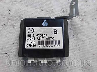 Блок электронный управление фарой Mazda 6 2002-2007