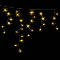 Гирлянда ICICLE DELUX 3x0,7м (Сталактит) 100 LED желтый