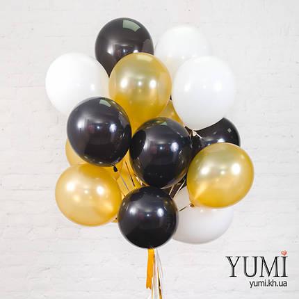 20 воздушных шаров с гелием для папы, фото 2